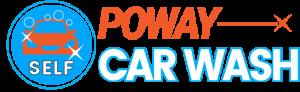 Poway car wash Logo