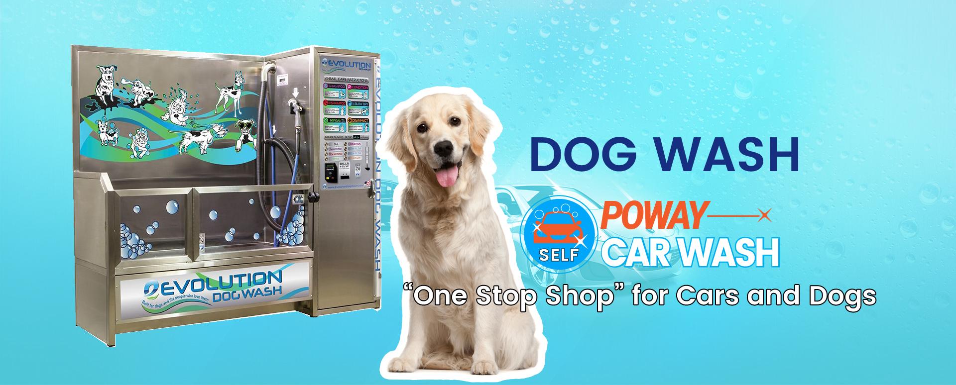 dog wash service San Diego